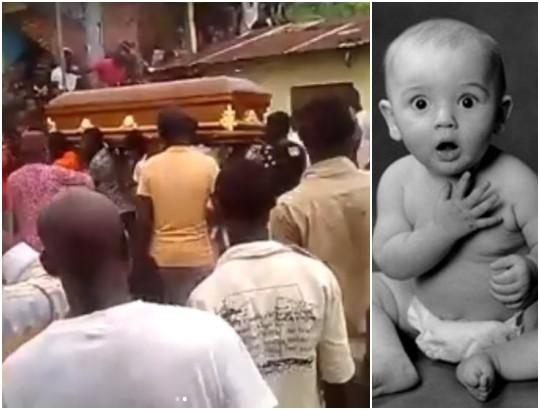 Corpse Allegedly Refused Burial Until It Took Villagers To Murderer's House (Video)