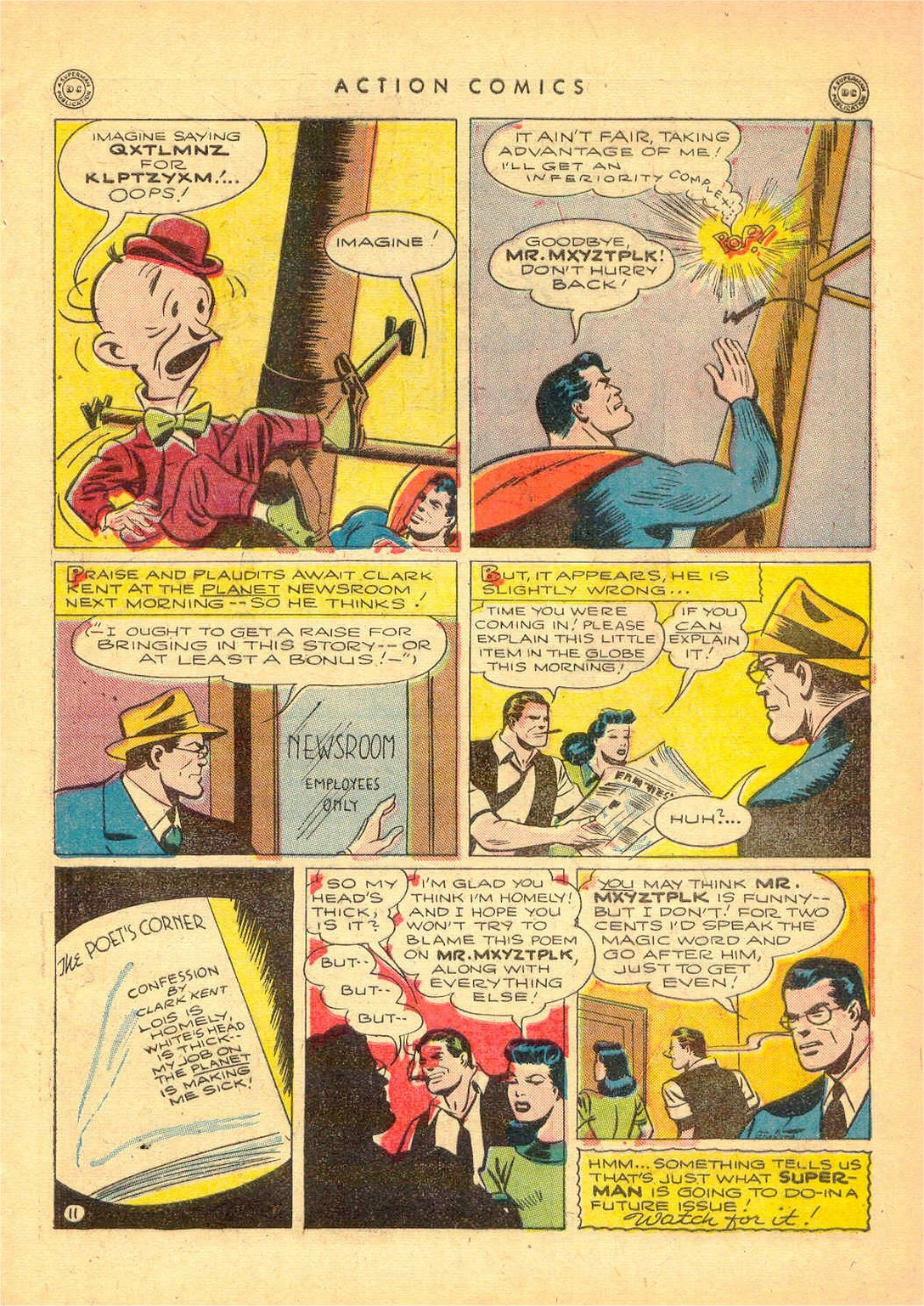 Read online Action Comics (1938) comic -  Issue #80 - 12