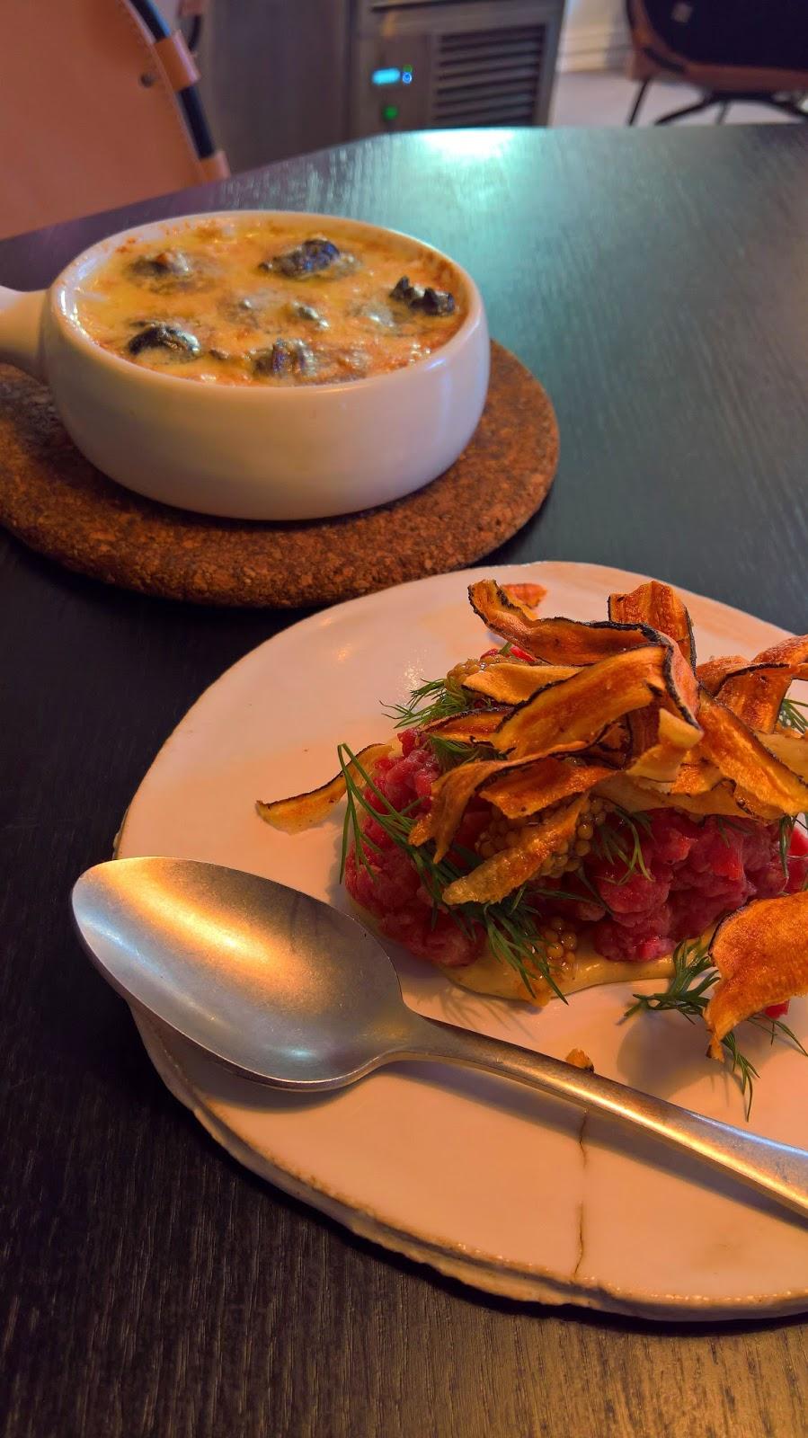 meat district porvoo ravintola mallaspulla maistelee etanapannu tartarpihvi