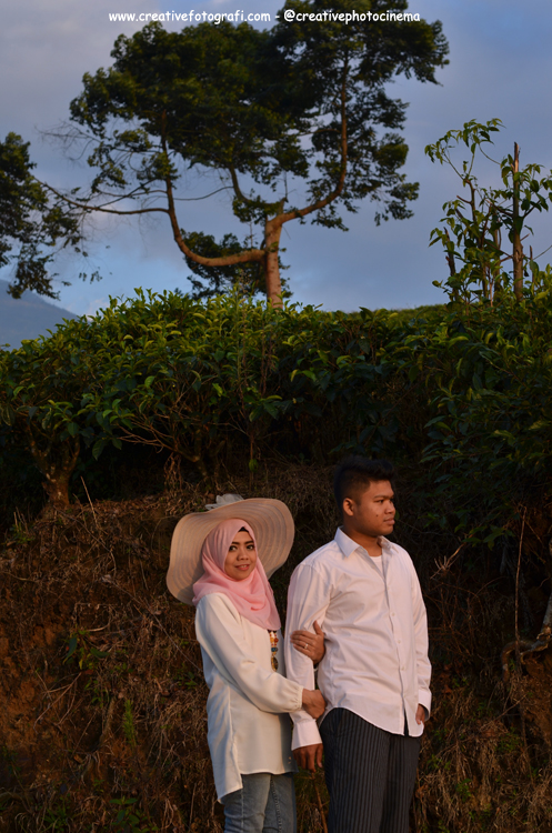 foto casual prewedding