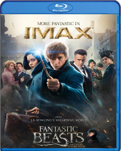 Fantastic Beasts and Where to Find Them [2016] [BD50] [Español]