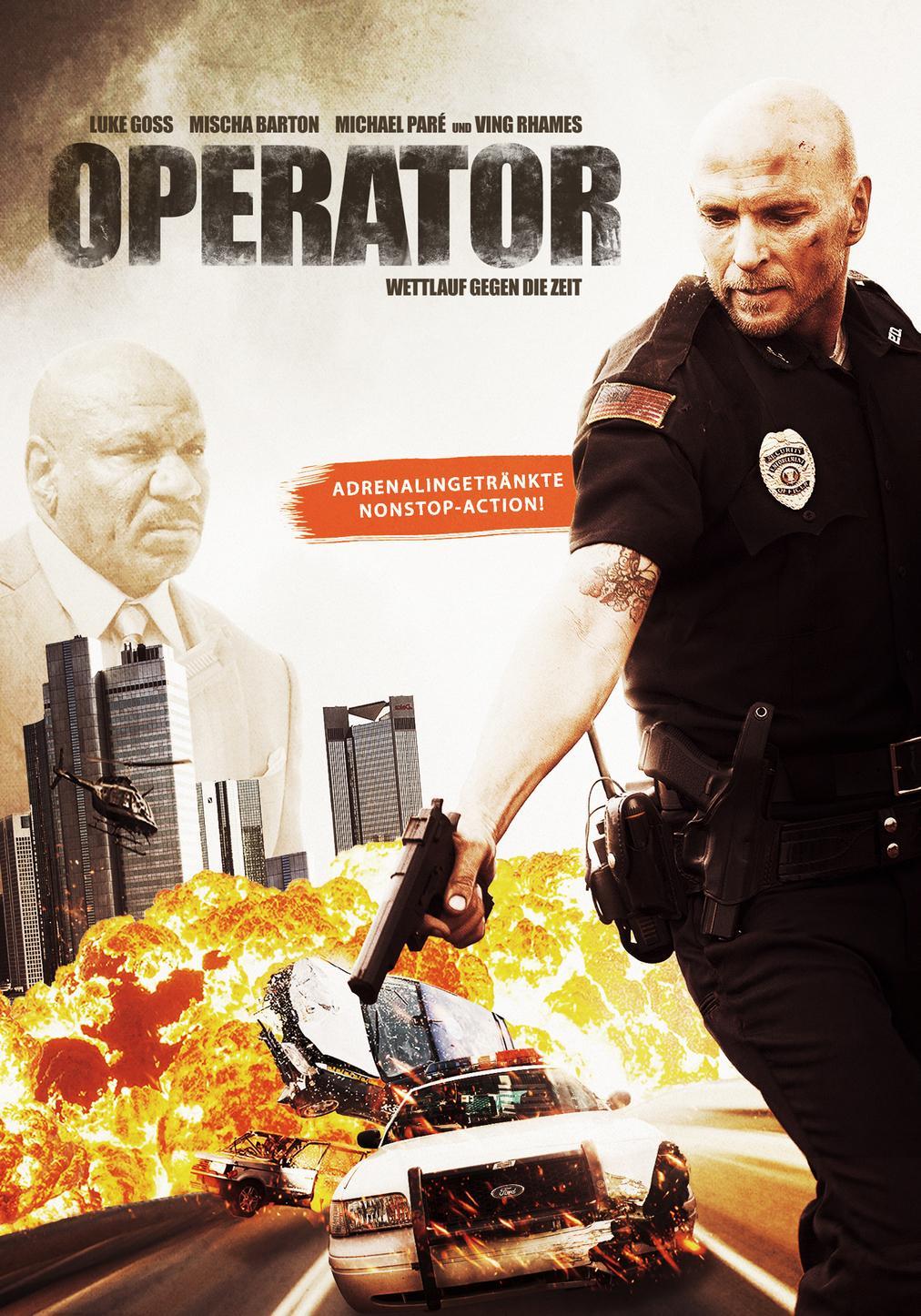Nonton Film Operator (2015)