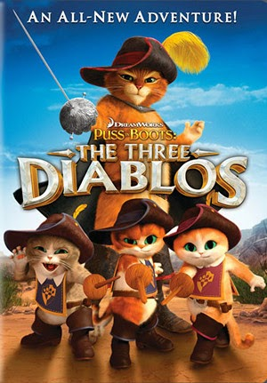 Puss in Boots: The Three Diablos (2012) ταινιες online seires oipeirates greek subs