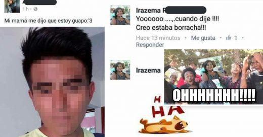 Cuando tu mama te niega su amor en Facebook y todos hacen memes