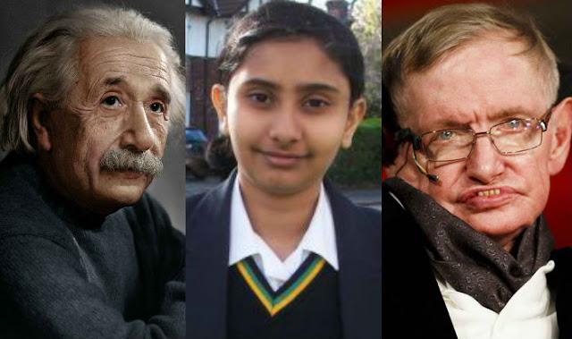 12 Year Old Indian Teen More Intelligent Than Einstein or Hawking