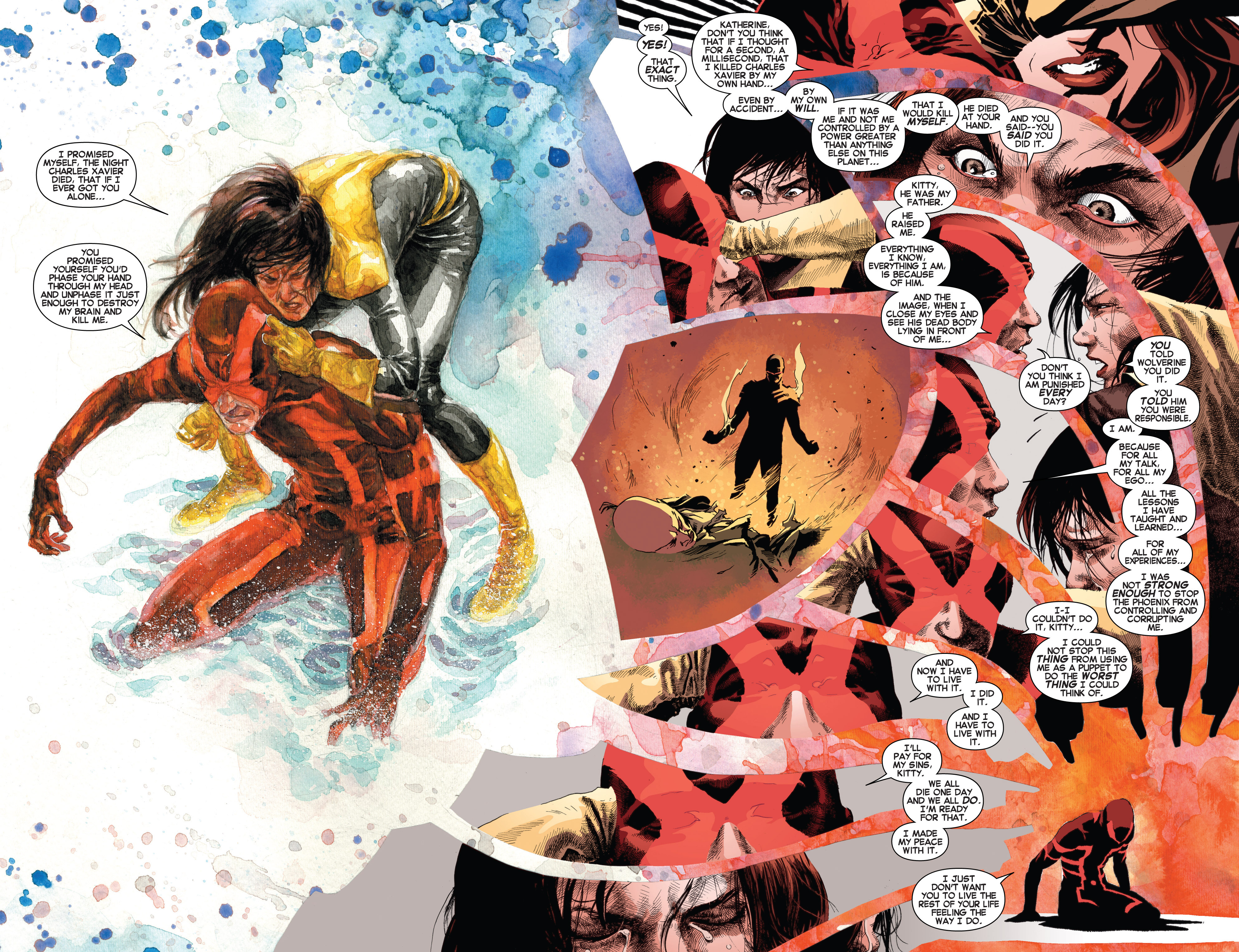Read online Uncanny X-Men (2013) comic -  Issue # _TPB 3 - The Good, The Bad, The Inhuman - 93