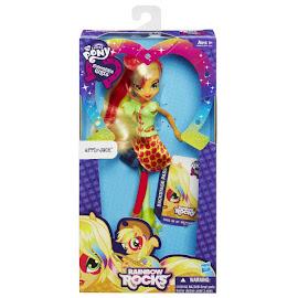 My Little Pony Equestria Girls Rainbow Rocks Neon Single Wave 1 Applejack Doll