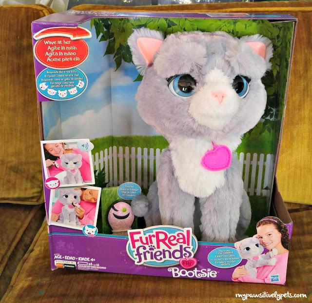Bootsie Furreal Cat Reviews