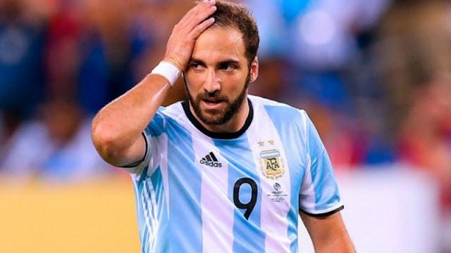 LE DIJO ADIOS A LA SELECCION ARGENTINA