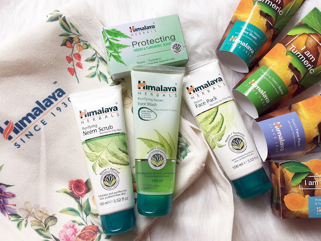 Join my Himalaya Skincare Giveaway!