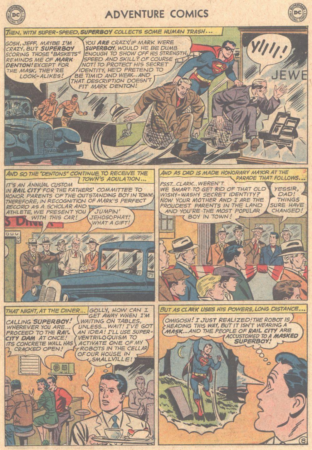 Read online Adventure Comics (1938) comic -  Issue #305 - 9