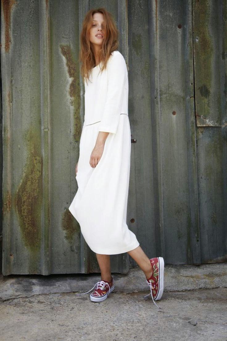 Fashionsandwich: Fashion Update: White Out