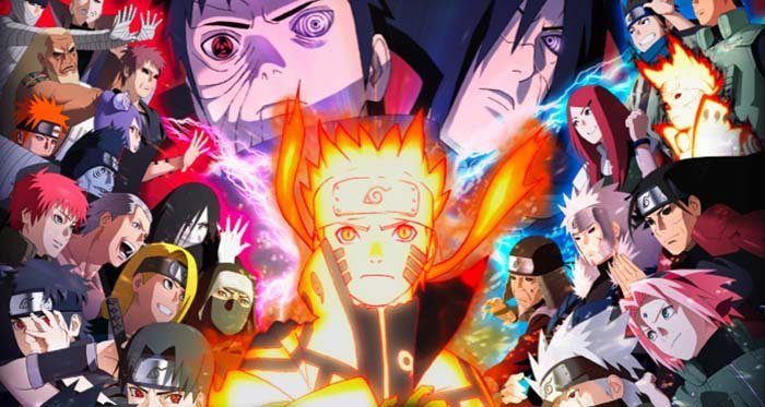 Naruto & Naruto Shippuden