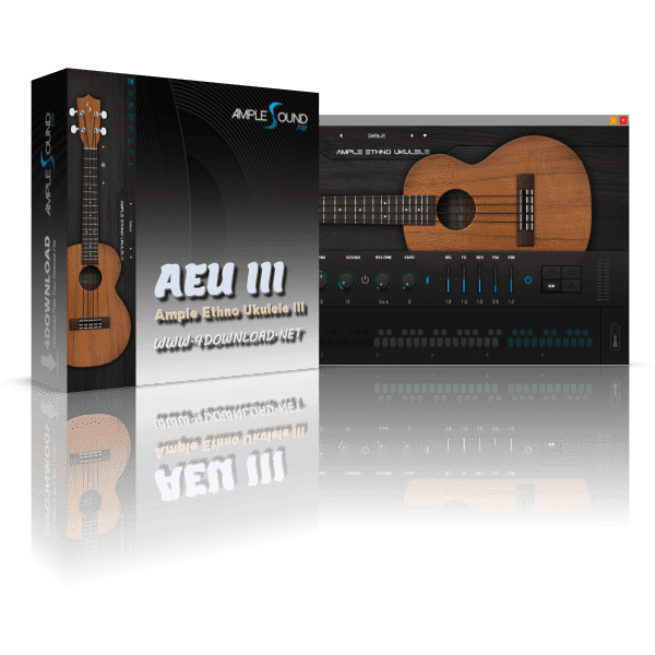 Ample Ethno Ukulele III v3.4.0 Full version