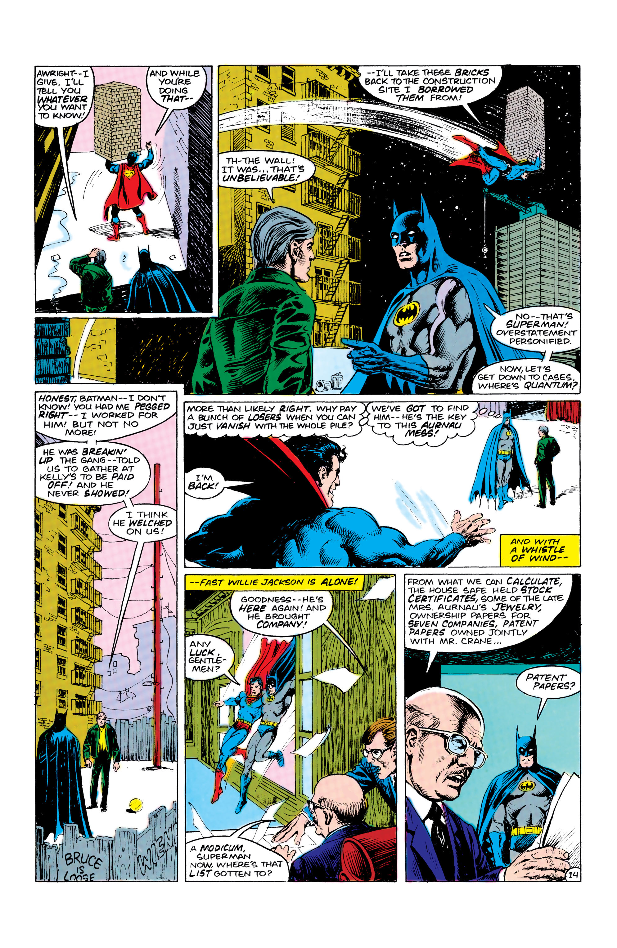 Read online World's Finest Comics comic -  Issue #309 - 15