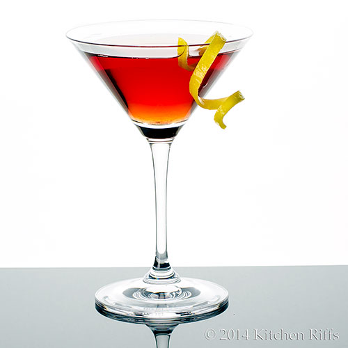 The Dubonnet Cocktail