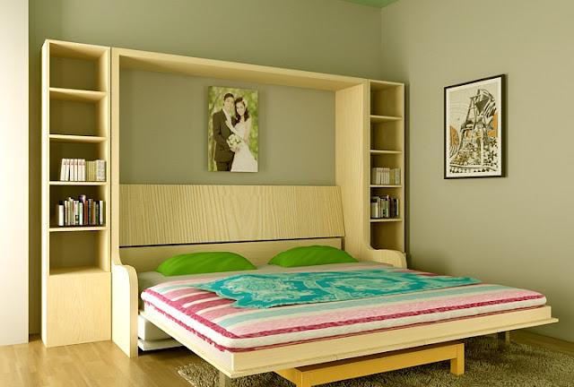 giường xếp kết hợp sofa