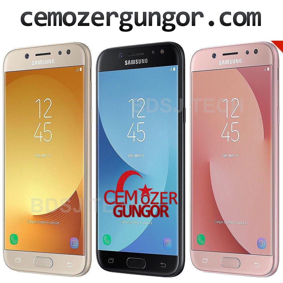 Samsung Galaxy J7 PRO ( J730F) 7.0 U3 Orjinal Stock Rom