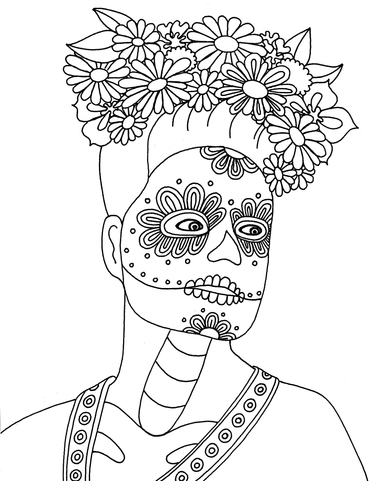 coloring pages of people - photo#42