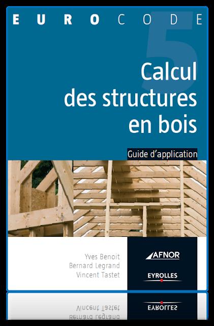 livre n 199 calcul des structures en bois eyrolles guide d 39 application eurocode 5. Black Bedroom Furniture Sets. Home Design Ideas