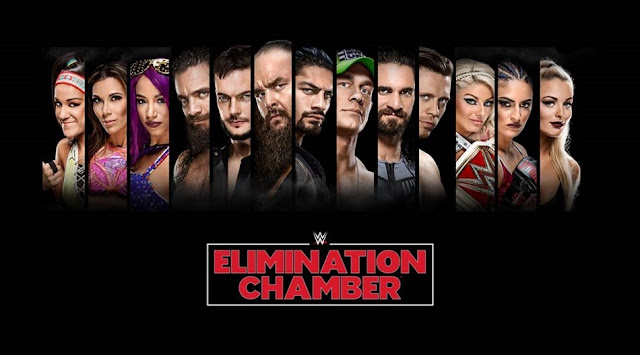 WWE Elimination Chamber 2018 Predictions And Matches