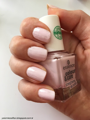 Essence Colour & Care Strengthening Oje 03 Happy Nails