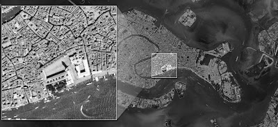 online aerial imagery Venice