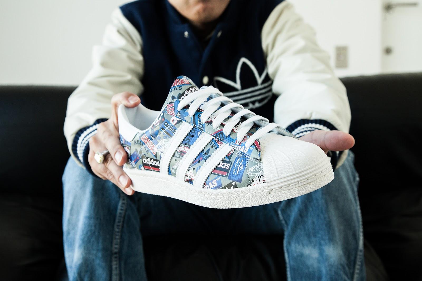 Adidas x Flesh Imp Superstar