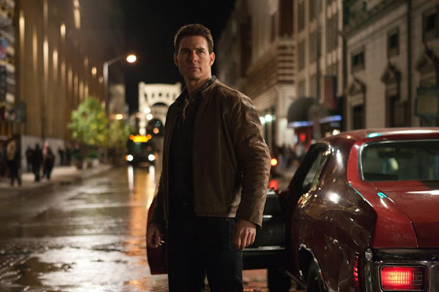 Jack Reacher - 2012 (Tom Cruise)