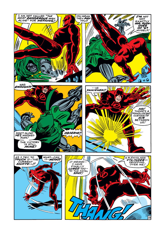 Daredevil (1964) 37 Page 19