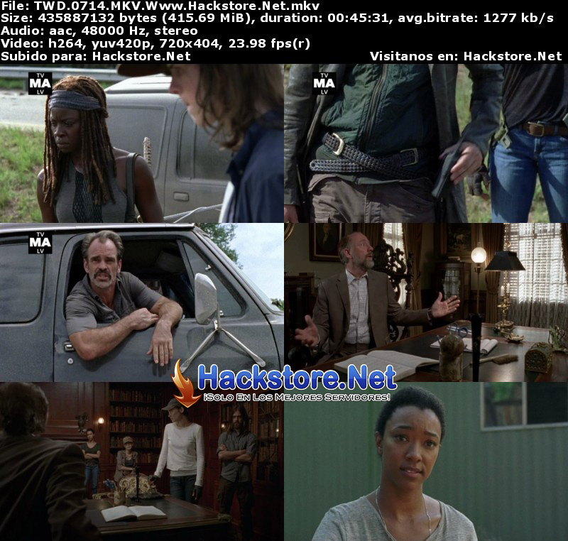 "Capturas de The Walking Dead 7×14 ""The Other Side"""
