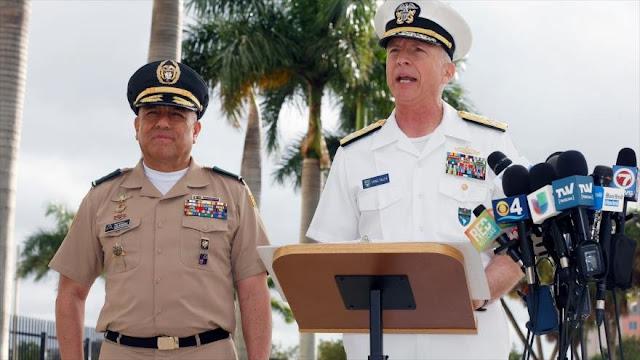 Militares de Colombia y EEUU reiteran apoyo al golpista Guaidó