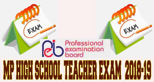 MP Vyapam Teacher Vacancy; MP Teacher Vacancy 2018