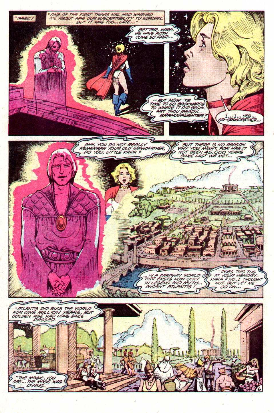 Read online Secret Origins (1986) comic -  Issue #11 - 7