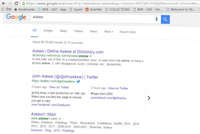 Hal Menarik yang Bisa Di lakukan Google Search - Memiringkan Layar