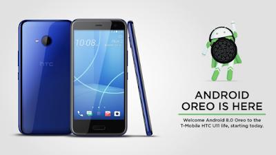 HTC Ardroid Oreo Update