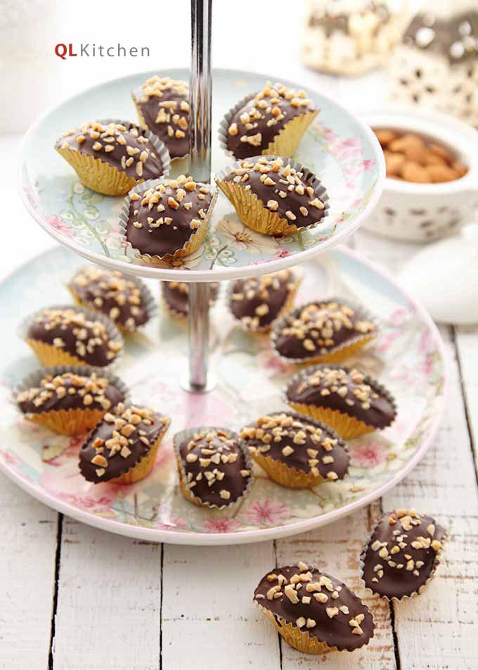 resepi biskut almond london mudah surasmi Resepi Biskut Mazola Chef Hanieliza Enak dan Mudah