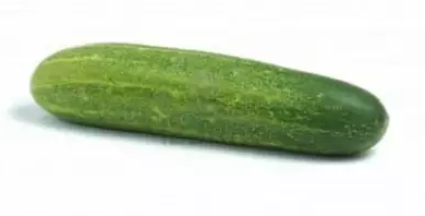 Cucumber as a dildo