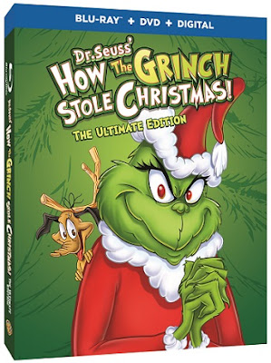 How the Grinch Stole Christmas on DVD