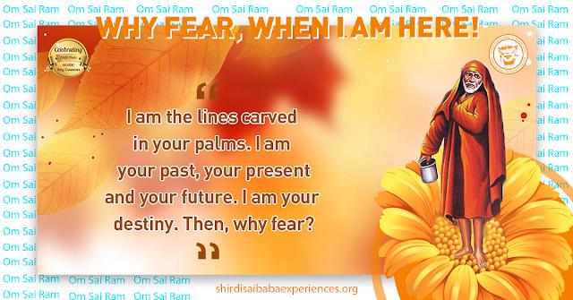 Prayer For My Husband's Job - Anonymous Sai Devotee