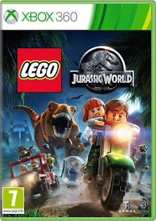 LEGO Jurassic World (XBOX360) 2015 DUBLADO PT-BR