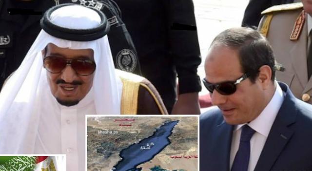 عاجل: السعودية تتحذ أول اجراء ضد مصر رداً على حكم تيران وصنافير أولى ضربات السعودية لمصر