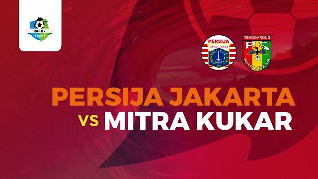 Ini Harga Tiket Persija Vs Mitra Kukar 9 Desember 2018