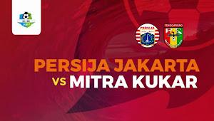 Ini Harga Tiket Persija vs Mitra Kukar, 9 Desember 2018
