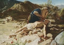 Good Samaritan jesus study