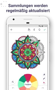 Coloring Book for Me & Mandala v4.6 [Premium] Apk