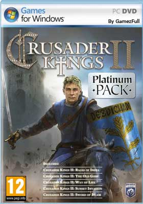 Descargar Crusader Kings II pc español por mega y google drive /