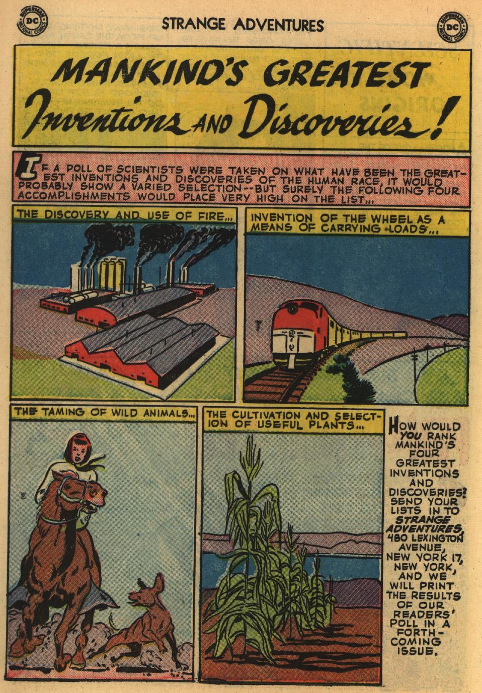 Strange Adventures (1950) issue 26 - Page 20