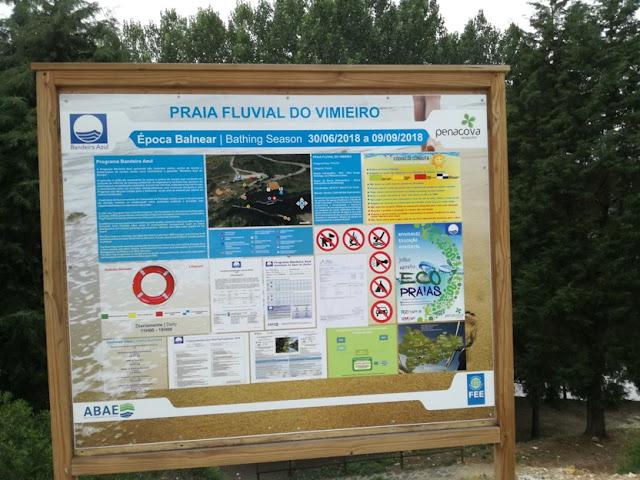 Praia Fluvial do Vimieiro