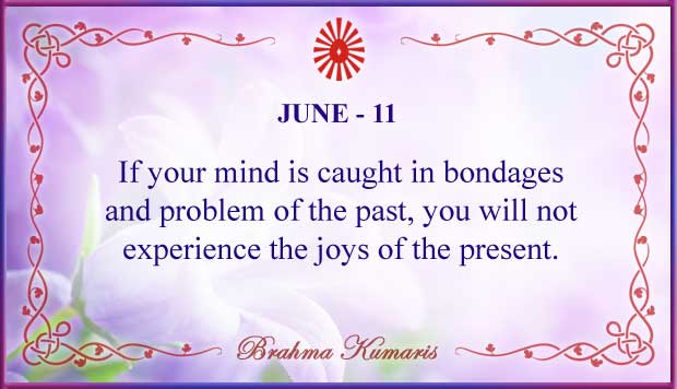 Thought For The Day June 11
